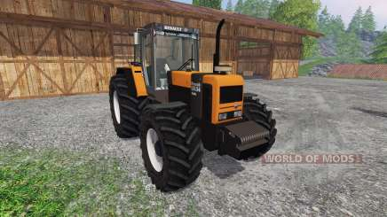 Renault 15554 для Farming Simulator 2015