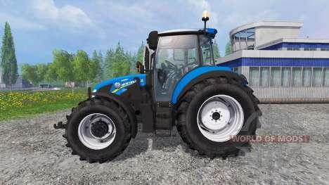 New Holland T5.115 для Farming Simulator 2015