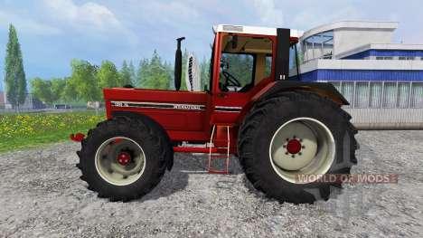 Case IH IHC 1255 XL для Farming Simulator 2015