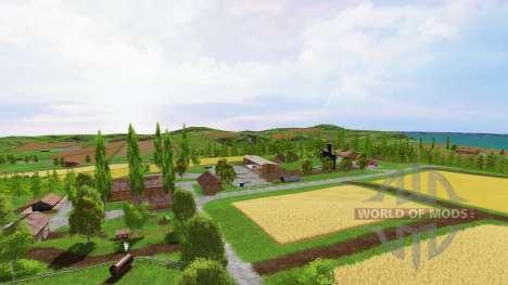 Удаление тумана для Farming Simulator 2015