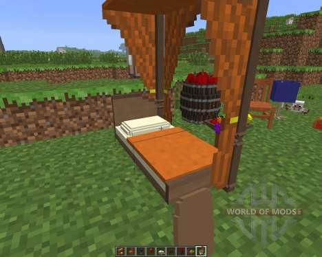 DecoCraft [1.6.4] для Minecraft