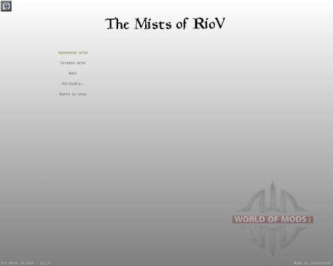 The Mists of RioV [1.6.4] для Minecraft