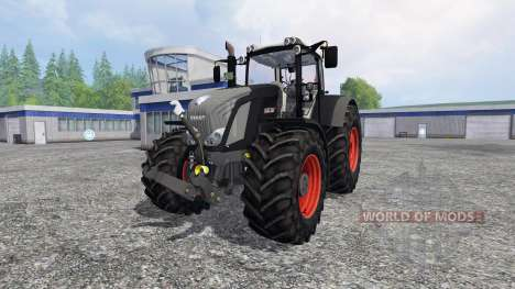 Fendt 828 Vario Black Beauty для Farming Simulator 2015