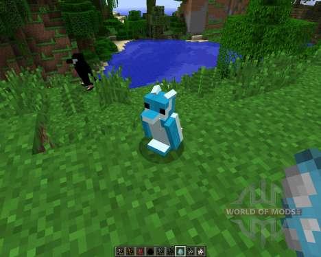 Rancraft Penguins [1.7.2] для Minecraft