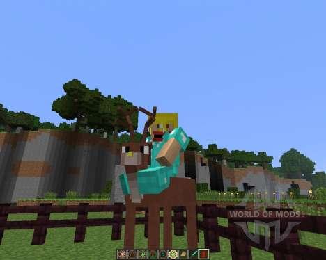 Animal Bikes [1.6.4] для Minecraft