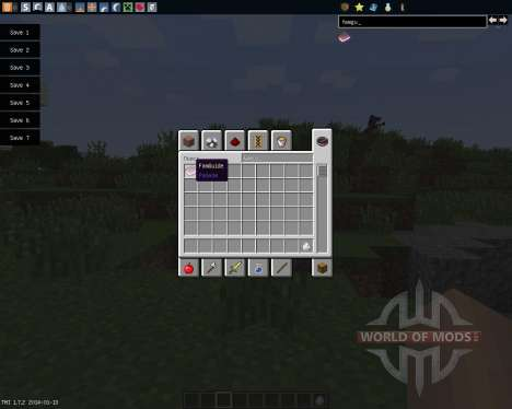 Familiars [1.7.2] для Minecraft