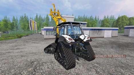 Deutz-Fahr Agrotron 7250 Mountain Goat для Farming Simulator 2015