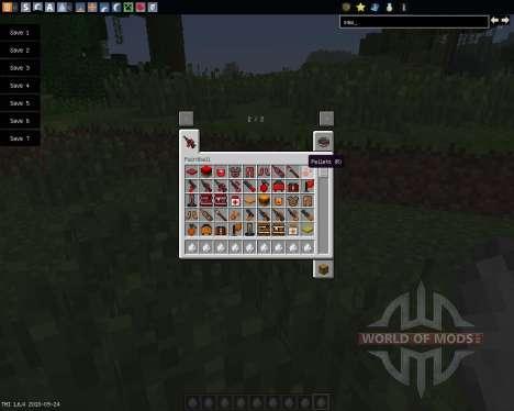 Paintball [1.6.4] для Minecraft
