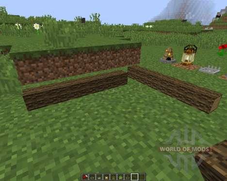 The Camping [1.8] для Minecraft