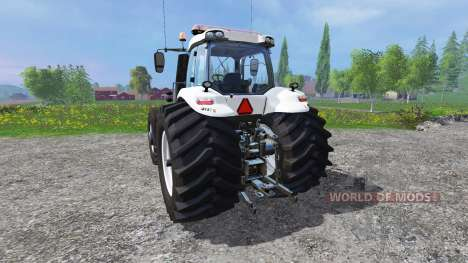 New Holland T8.320 620EVOX v1.4 для Farming Simulator 2015