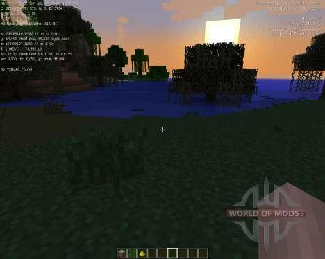 Village Info [1.7.2] для Minecraft
