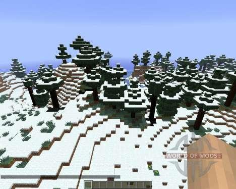 FrostCraft (Frozen) [1.5.2] для Minecraft