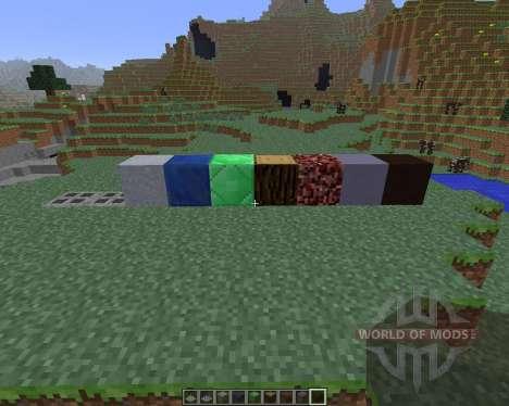 Torch Levers [1.6.4] для Minecraft
