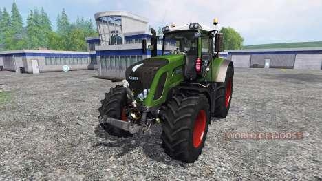 Fendt 936 Vario Normal для Farming Simulator 2015