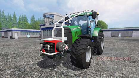Case IH Puma CVX 160 Passion Paysage для Farming Simulator 2015