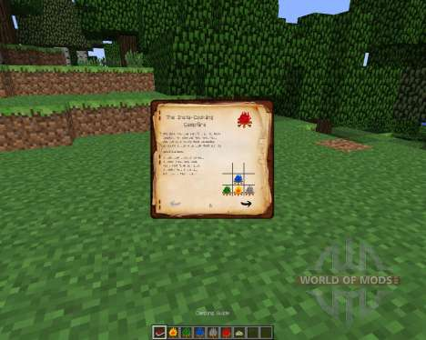 The Camping [1.5.2] для Minecraft