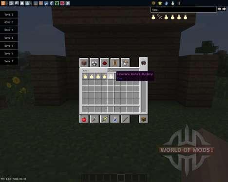Flowstone (Lucky Drinks) [1.7.2] для Minecraft