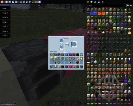 Food Plus [1.6.4] для Minecraft