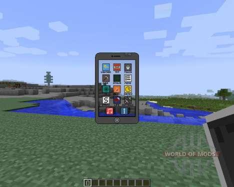 iPod [1.7.2] для Minecraft