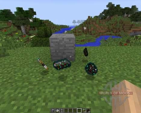 Weeping Angels [1.7.2] для Minecraft