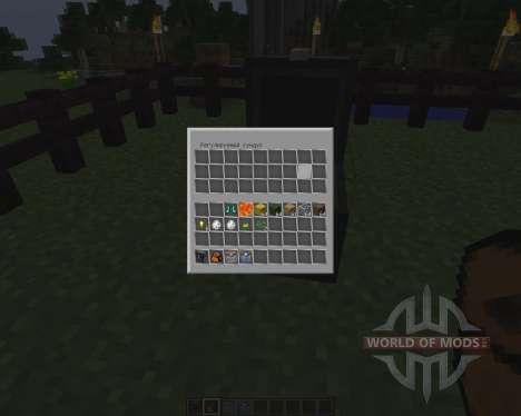 Better Chests [1.7.2] для Minecraft