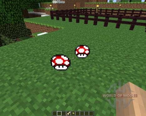 Super Mario [1.5.2] для Minecraft