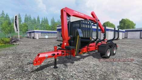 Stepa Steindl-Palfinger FHL 10 AK для Farming Simulator 2015