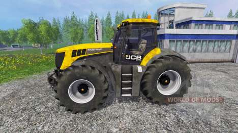 JCB 8310 v3.1 для Farming Simulator 2015