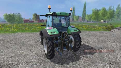 Deutz-Fahr 5110 TTV v1.2.1 для Farming Simulator 2015