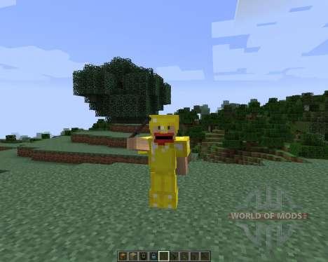 DayZ [1.7.2] для Minecraft