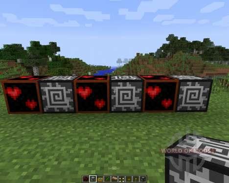 Minecessity [1.7.2] для Minecraft