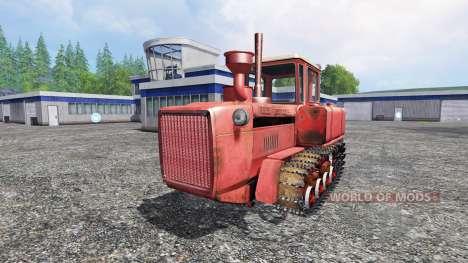 ДТ-175С для Farming Simulator 2015