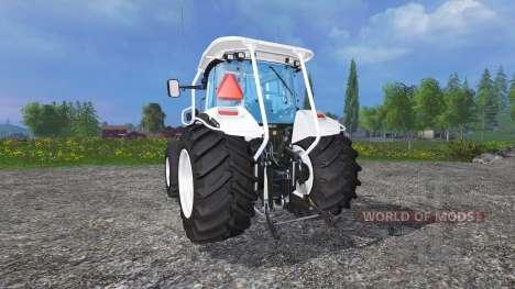 Steyr Multi 4115 forestry colours для Farming Simulator 2015