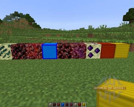 SpiritOres [1.7.10] для Minecraft