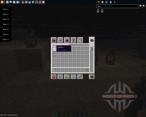 Lantern [1.6.4] для Minecraft