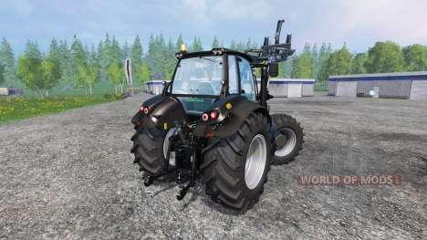 Deutz-Fahr Agrotron 7250 TTV FL Black Edition для Farming Simulator 2015
