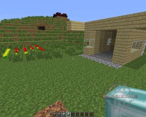Clearing Block [1.6.4] для Minecraft