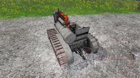 Сталинец-60 для Farming Simulator 2015