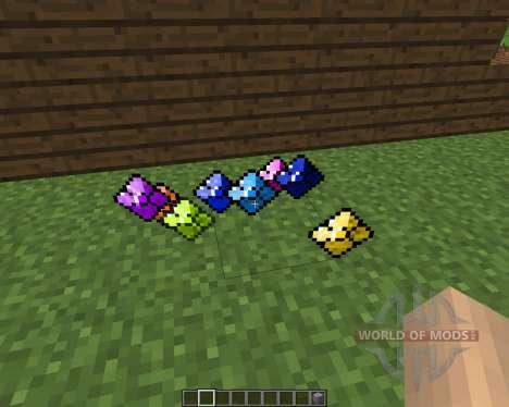 Power Gems [1.6.4] для Minecraft