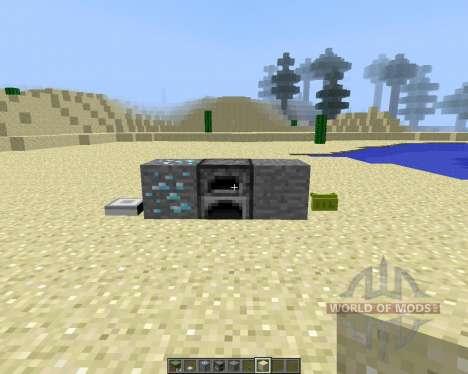 SecurityCraft [1.8] для Minecraft