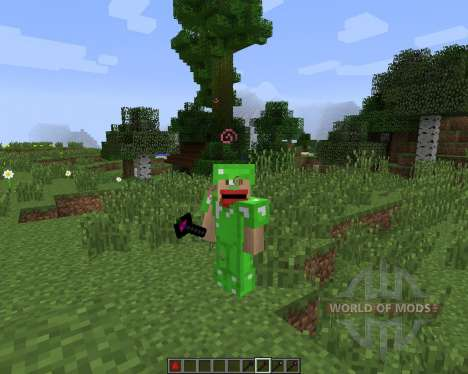 Much More Spiders [1.7.2] для Minecraft