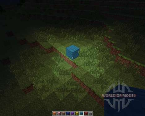 Camo Lights [1.7.10] для Minecraft