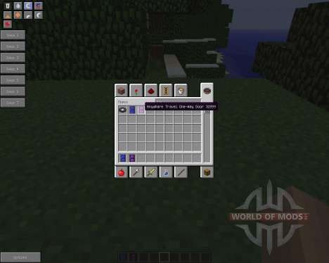 Mystery Doors [1.5.2] для Minecraft