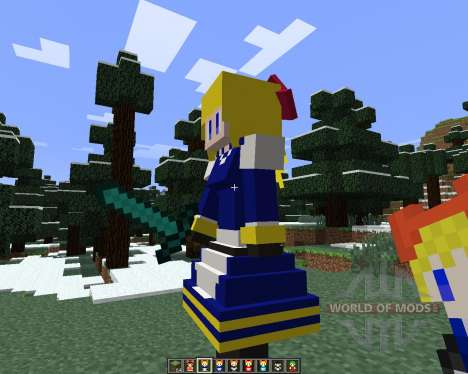 Touhou Alices Doll [1.6.4] для Minecraft