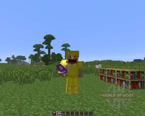 Enhanced Books [1.6.4] для Minecraft