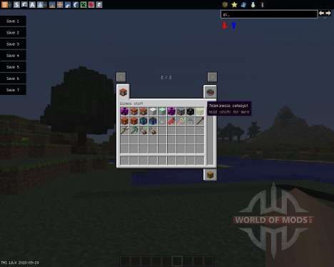 Gizmos [1.6.4] для Minecraft