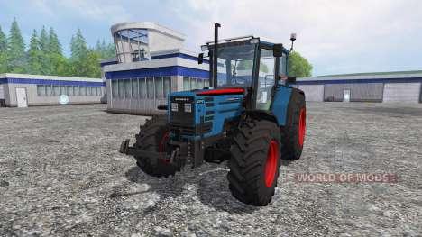 Eicher 2090 Turbo v2.1 для Farming Simulator 2015