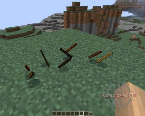 Harry Potter Wands [1.7.2] для Minecraft