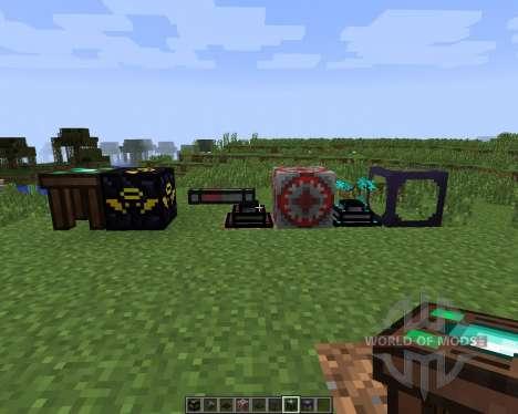 Extra Utilities [1.7.2] для Minecraft