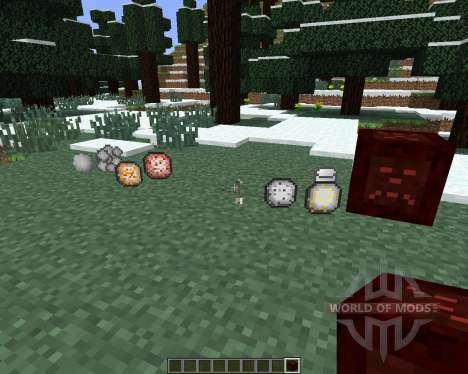 Ancient Warfare [1.6.4] для Minecraft